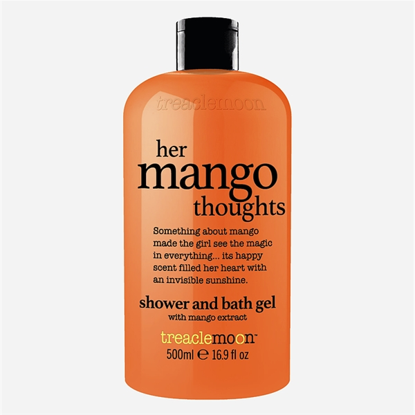 Her Mango Thoughts Bath & Shower Gel (Picture 1 of 2)