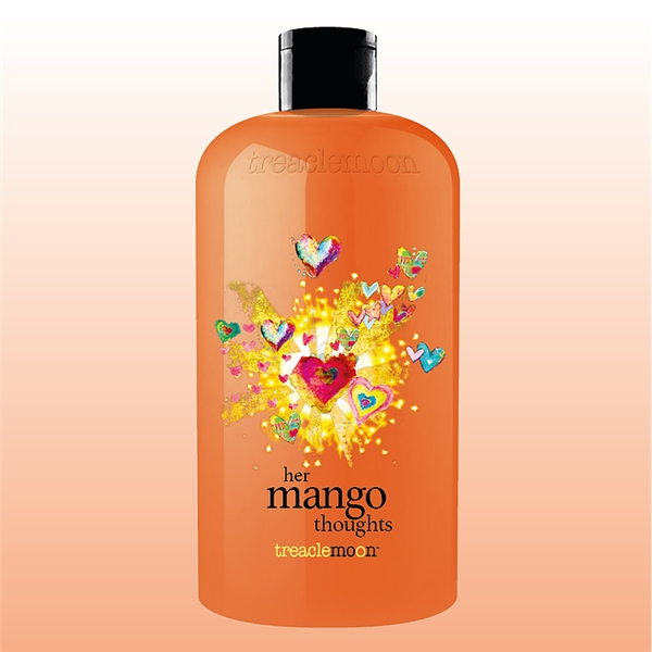 Her Mango Thoughts Bath & Shower Gel (Picture 2 of 2)