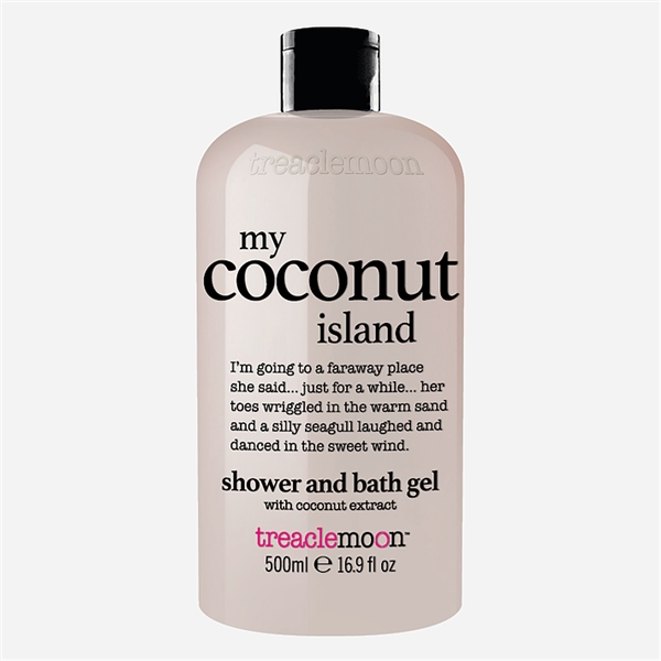 My Coconut Island Bath & Shower Gel (Picture 1 of 2)