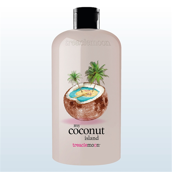 My Coconut Island Bath & Shower Gel (Picture 2 of 2)
