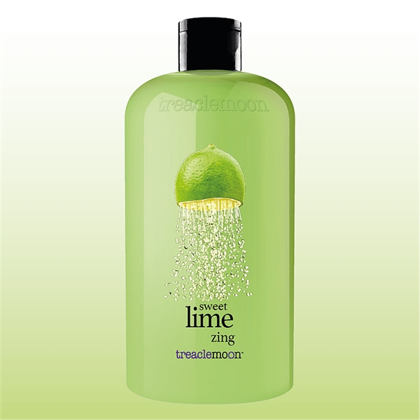 Sweet Lime Zing Bath & Shower Gel (Picture 2 of 2)