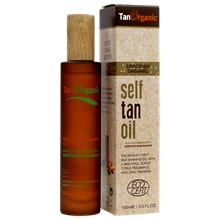100 ml - TanOrganic Self Tan Oil