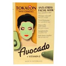 Tokalon - Avocado Facial Mask