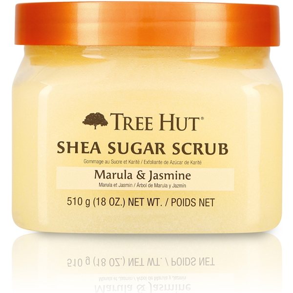 Tree Hut Shea Sugar Scrub Marula & Jasmine (Picture 1 of 2)