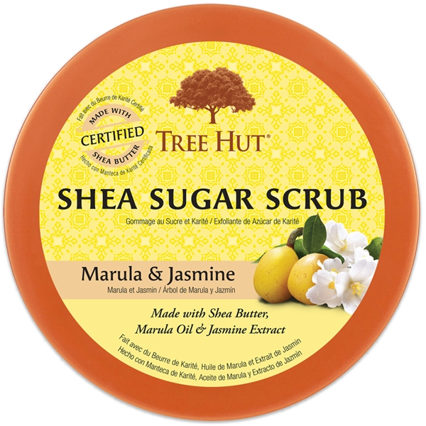 Tree Hut Shea Sugar Scrub Marula & Jasmine (Picture 2 of 2)