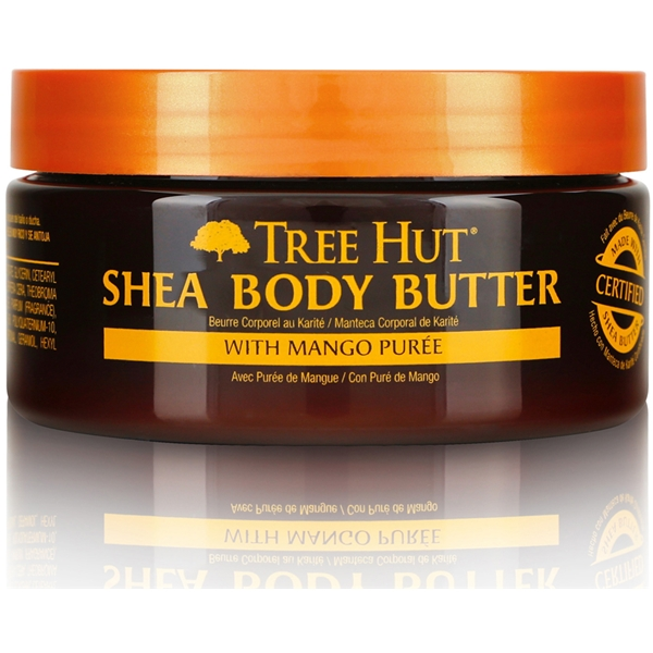 Tree Hut Shea Body Butter Tropical Mango (Picture 1 of 2)