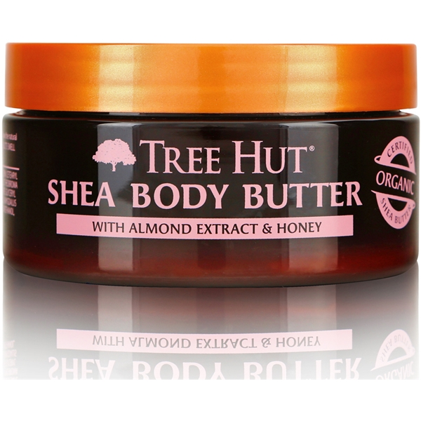 Tree Hut Shea Body Butter Almond & Honey (Picture 1 of 2)