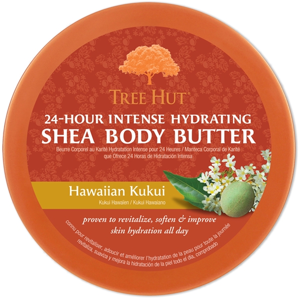 Tree Hut Shea Body Butter Hawaiian Kukui (Picture 2 of 2)