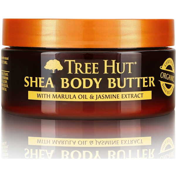 Tree Hut Shea Body Butter Marula & Jasmine (Picture 1 of 2)