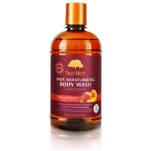 503 ml - Tree Hut Shea Body Wash Tropical Mango