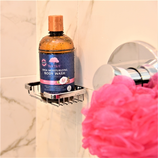 Tree Hut Shea Body Wash Moroccan Rose (Picture 3 of 3)