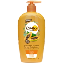 Toning Body Lotion - Papaya - Dry Skin