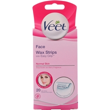 Veet Wax Strips For Face