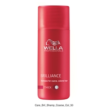 Brilliance Shampoo - Coarse Hair
