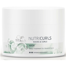 Nutricurls Deep Treatment - Waves & Curls
