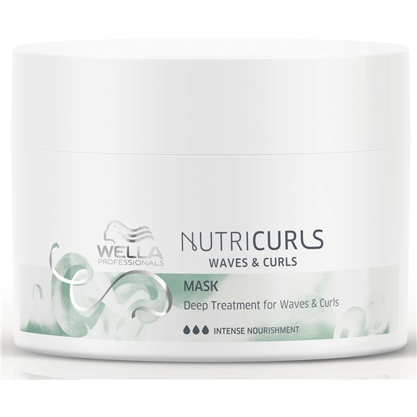 Nutricurls Deep Treatment - Waves & Curls (Picture 1 of 3)