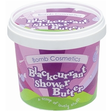 Shower Butter Blackcurrant