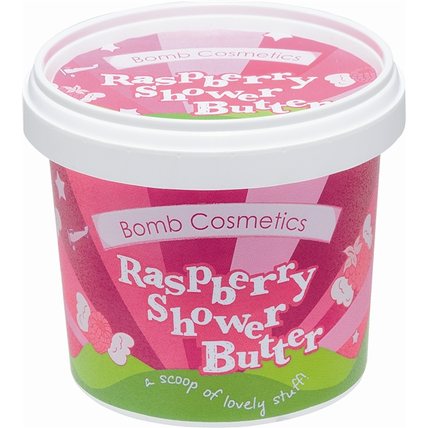 Shower Butter Raspberry